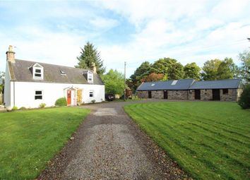 Thumbnail 4 bed detached house for sale in The Farmhouse, Wester Feabuie, Inverness