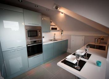 Thumbnail 1 bed flat to rent in Alfred Street North, Carlisle, Cumbria