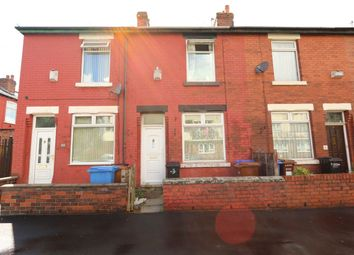 Thumbnail 2 bedroom terraced house for sale in Wilton Street, Stockport