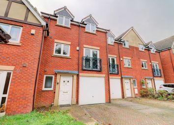 Thumbnail 4 bed terraced house for sale in Newton Road, Great Barr, Birmingham