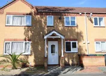 Thumbnail 2 bed terraced house for sale in Sixfield Close, Lincoln