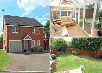 Thumbnail 4 bed detached house for sale in The Forge, Off Horseshoe Way, Hempsted, Gloucester