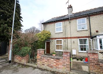 Thumbnail 2 bed end terrace house for sale in North Street, Burwell