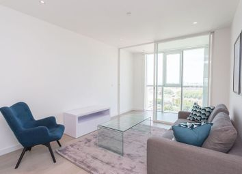 Thumbnail 1 bed property to rent in Sky Gardens, Nine Elms SW8, Battersea