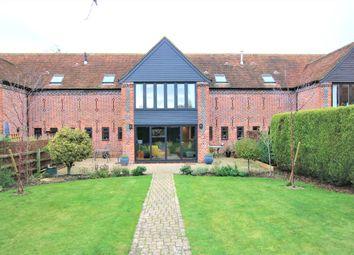 Forsters Farm Court, Aldermaston, Reading, Berkshire RG7. 4 bed barn conversion for sale