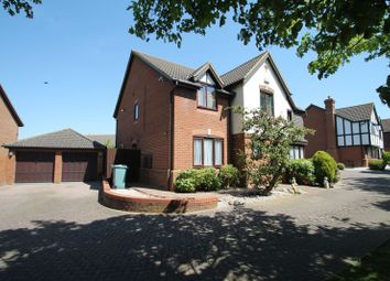 Thumbnail 5 bed detached house for sale in Badgers Gate, West Dunstable, Bedfordshire