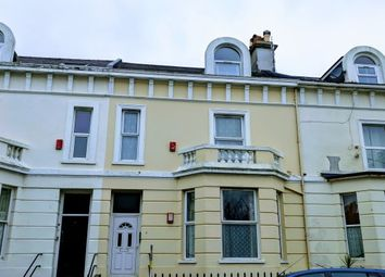 Thumbnail 4 bed maisonette to rent in Moor View Terrace, Mutley, Plymouth