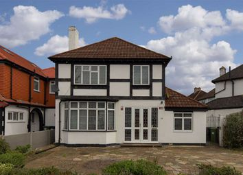 3 bed detached house for sale in Briarwood Road, Stoneleigh, Surrey KT17