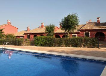 Thumbnail 2 bed terraced house for sale in Hacienda Del Alamo Golf Resort, Fuente Álamo De Murcia, Spain