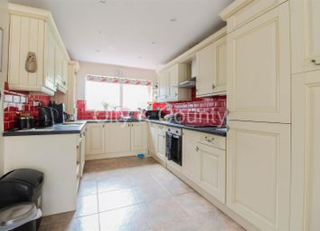 Thumbnail 3 bed end terrace house for sale in Leighton, Orton Malborne, Peterborough