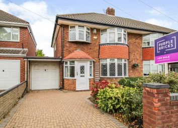 Thumbnail 3 bed semi-detached house for sale in Wango Lane, Liverpool