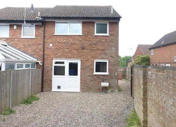 Thumbnail 4 bedroom end terrace house to rent in Holworthy Road, Norwich