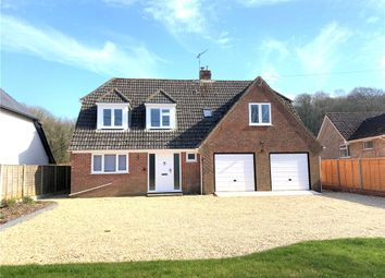 Thumbnail 4 bedroom detached house to rent in West End, Spetisbury, Blandford Forum, Dorset