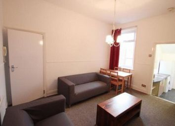 Thumbnail 4 bed flat to rent in Hotspur Street, Heaton, Newcastle Upon Tyne