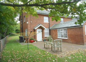 Thumbnail 2 bed semi-detached house to rent in Roman Bank, Skegness, Lincolnshire