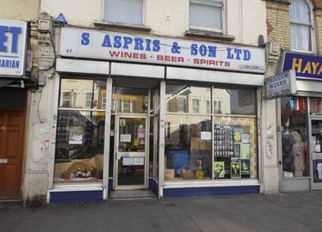 Thumbnail Retail premises to let in Turnpike Lane, London, Haringay