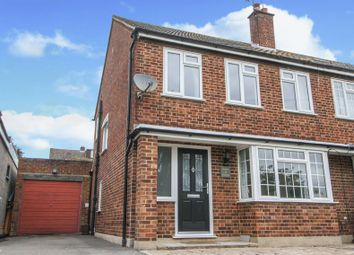 Thumbnail 3 bed semi-detached house for sale in Barnhill Gardens, Marlow