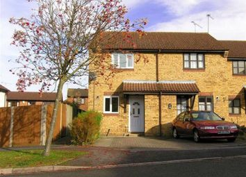 Thumbnail 2 bed end terrace house to rent in Millstream Way, Leighton Buzzard