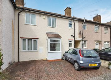 Thumbnail 3 bed terraced house for sale in Welland Road, Lower Stoke, Coventry