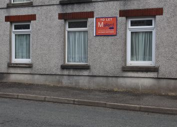 Thumbnail 1 bed flat to rent in Betws Road, Betws, Ammanford