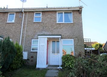 Thumbnail 1 bed terraced house to rent in 1 Bedroom Terraced House, Rye Close, Oakwood