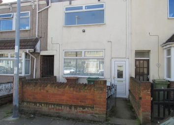 Thumbnail 2 bed terraced house to rent in Clerke Street, Cleethorpes