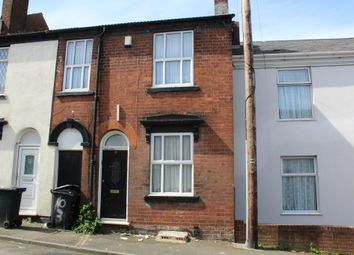 Thumbnail 3 bed terraced house for sale in Caroline Street, Dudley