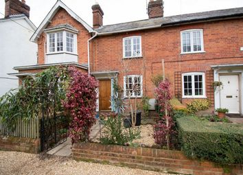 Thumbnail 2 bed terraced house for sale in The Grove, London Road, Hartley Wintney, Hook
