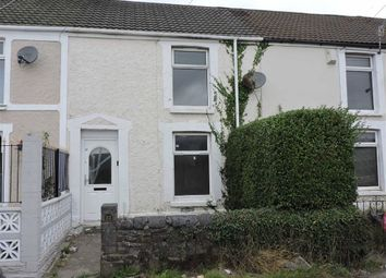 Thumbnail 2 bedroom terraced house for sale in Calland Street, Plasmarl, Swansea