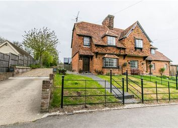 Thumbnail 2 bed semi-detached house for sale in The Old Brewery, Violets Lane, Furneux Pelham, Buntingford
