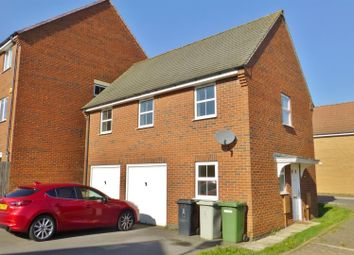 Thumbnail 2 bed terraced house to rent in Siskin Road, Uppingham, Oakham