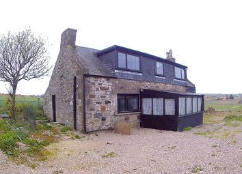 Thumbnail 2 bed detached house for sale in Fyvie, Turriff