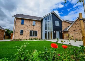 Thumbnail 4 bed detached house for sale in Plot 6 Cresswell Close, Highfield Road, Impington