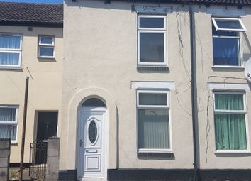 Thumbnail 3 bed end terrace house to rent in Uxbridge Street, Burton-On-Trent