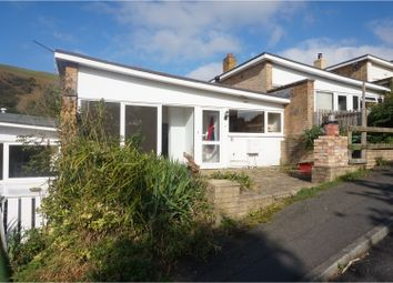 Thumbnail 2 bed semi-detached bungalow for sale in Mynydd Isaf, Aberdovey
