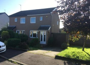 Thumbnail 2 bed semi-detached house to rent in Monkton Gardens, Newton Mearns, Glasgow