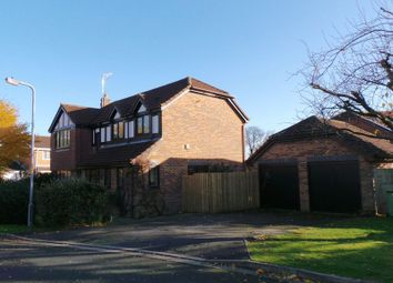 Thumbnail 4 bed detached house to rent in Hollywood Close, Gonerby Hill Foot, Grantham