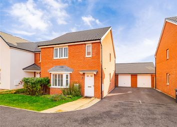 Thumbnail 3 bed detached house for sale in Heol Bennett, Old St. Mellons, Cardiff