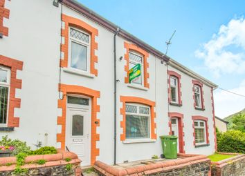 Thumbnail 3 bed terraced house for sale in Cefn Road, Deri, Bargoed