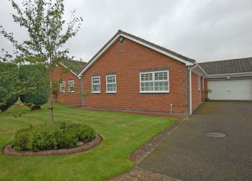 Thumbnail 3 bed detached bungalow for sale in Carr Field, Ponteland, Newcastle Upon Tyne
