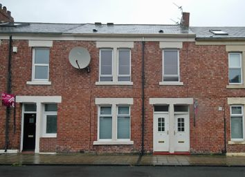 Thumbnail 2 bed flat for sale in Ancrum Street, Spital Tongues, Newcastle Upon Tyne