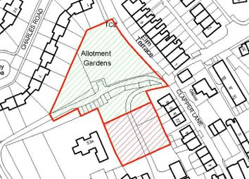 Thumbnail Land for sale in Clapper Lane (Previously Allotments), Honiton, Devon