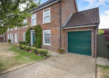 Thumbnail 3 bedroom semi-detached house for sale in Garrod Approach, Melton, Woodbridge