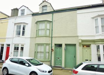 Thumbnail 4 bed terraced house for sale in Plas Coch Terrace, Beaumaris