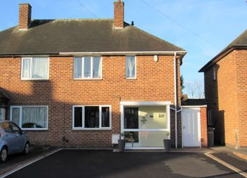 Thumbnail 3 bed semi-detached house for sale in Westcote Close, Solihull
