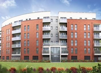 Thumbnail 2 bed flat for sale in 4 Chancellor Way, Barking Academy, Dagenham, Essex