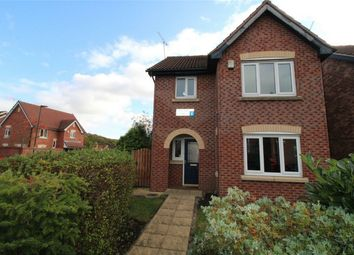 Thumbnail 3 bed detached house for sale in Newton Close, Chapeltown, Sheffield, South Yorkshire