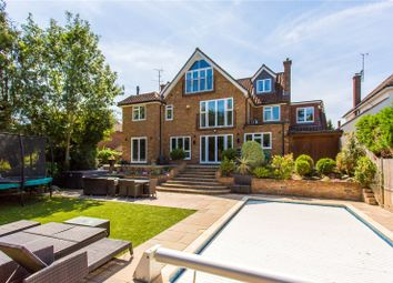 Thumbnail 7 bed detached house to rent in Moreland Drive, Gerrards Cross, Buckinghamshire