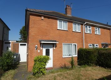 Thumbnail 2 bed end terrace house to rent in Wychwood Crescent, Yardley, Birmingham