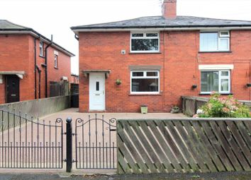 Thumbnail 3 bed semi-detached house for sale in Borough Avenue, Radcliffe, Manchester